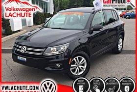 Volkswagen Tiguan TRENDLINE + 4MOTION +68, 081KM + AIR + 2015