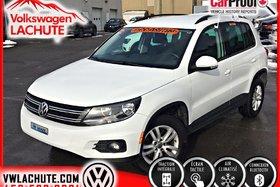 Volkswagen Tiguan TRENDLINE + 4MOTION + MAGS + FOG + 2015