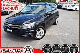 Volkswagen Tiguan EDITION SPÉCIALE + 4MOTION + MAGS + 1 PROPRIO + 2016