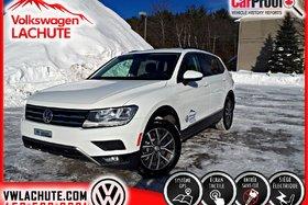 Volkswagen Tiguan COMFORTLINE + !!DÉMO!! + NAVIGATION + 8 PNEUS + 2019