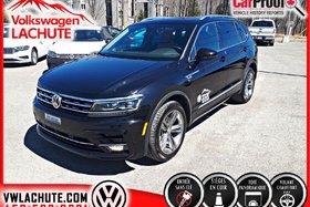 Volkswagen Tiguan HIGHLINE + R-LINE + !! SPÉCIAL DÉMO !! + 2019