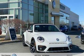 Volkswagen Beetle Convertible BEETLE DECAP.DUNE 2018