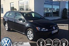 Volkswagen Golf Sportwagon 1.8 TSI Trendline 2017