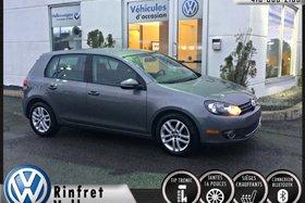 Volkswagen Golf TDI Comfortline (Ens. Multimédia) 2011