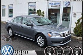Volkswagen Passat 1.8 TSI Trendline 2015