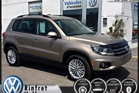 Volkswagen Tiguan 4Motion Spécial Edition 2015