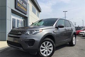 2016 Land Rover DISCOVERY SPORT SE**VOLANT CHAUFFANT, HITCH, SAT, TACTILE**