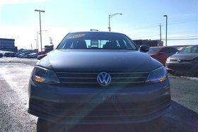 2015 Volkswagen Jetta 2.0L Trendline Caméra de recul, écran tactile
