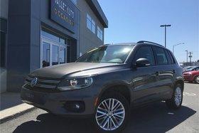 2015 Volkswagen Tiguan SE**BLUETOOTH,CAMÉRA,TEINTÉES**