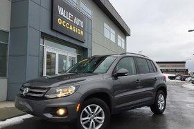 2015 Volkswagen Tiguan TL**BLUETOOTH,CRUISE,RADIO SAT,ETC**
