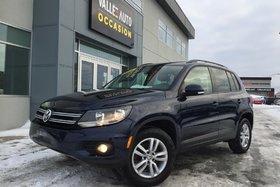 Volkswagen Tiguan 2.0TSI TL**AWD,ÉCRAN TACTILE,CRUISE,SAT,ETC** 2015