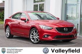 Mazda Mazda6 *NOUVEL ARRIVAGE!*GT+NAVIGATION+CUIR+TOIT 2014