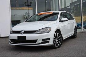 Volkswagen GOLF SPORTWAGEN 1.8 TSI Comfortline*MANUELLE*TOIT PANO*CUIR* 2016