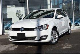 Volkswagen Golf 2.0 TDI Comfortline *A/C*CUIR*SIÈGES CHAUFF* 2015