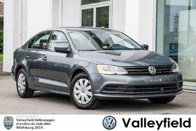 Volkswagen Jetta *NOUVEL ARRIVAGE!*TRENDLINE+ AUTOMATIQUE+1.4 TSI 2017