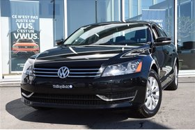 Volkswagen Passat 1.8TSI**LIQUIDATION SEUL 62$/SEM 72 MOIS TX INCL** 2015