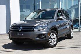 Volkswagen Tiguan A/C CRUISE SIÈGES CHAUFF MAGS BAS KM!! 2014