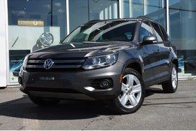 Volkswagen Tiguan Comfortline*4X4*CUIR*TOIT PANO** SEUL 28 782 KM ** 2016