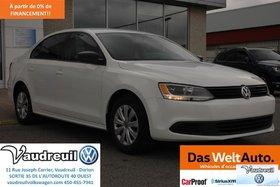 Volkswagen Jetta Trendline+ A/C + GR ELEC + SEUL 8300$ 2012