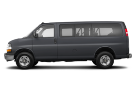 Chevrolet Express 3500 2017