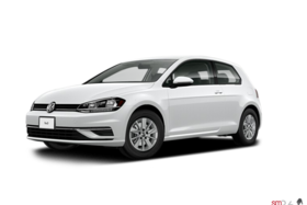 2018 Volkswagen Golf TRENDLINE 5-DOOR AUTO