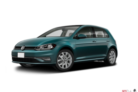 2018 Volkswagen Golf HIGHLINE