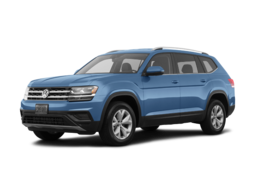 2019 Volkswagen Atlas TRENDLINE 3.6 FSI 4MOTION