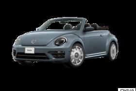 Volkswagen Beetle Convertible Wolfsburg Edition 2019