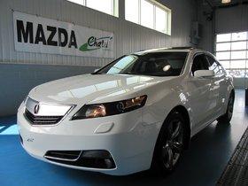 Acura TL SH AWD 2012 TECH PACKAGE