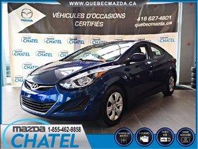 Hyundai Elantra L (MANUELLE) 2015