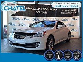Hyundai Genesis Coupe GT - CUIR - TOIT OUVRANT - SIEGES CHAUFFANTS 2010 **MOTEUR 2.0L TURBO**