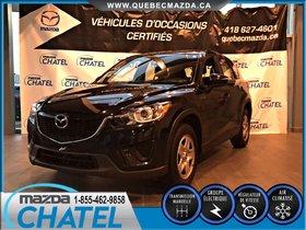 Mazda CX-5 GX - MANUELLE - A/C - GROUPE ÉLECTRIQUE 2015
