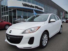Mazda Mazda3 Sport GX (AUTO A/C) 2012 **NOUVEAU PRIX**