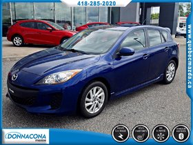 Mazda Mazda3 Sport GS-SKY (AUTO A/C) 2013 **FINANCEMENT À PARTIR DE 0.9%**