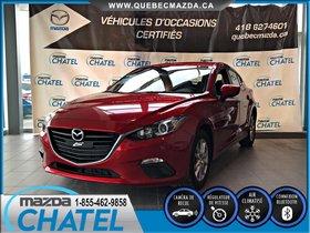 Mazda Mazda3 Sport GS-SKY - CAMÉRA DE RECUL - ECRAN TACTILE 2014