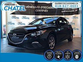 Mazda Mazda3 Sport GX-SKY - MANUELLE - A/C - BLUETOOTH 2014