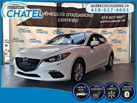 Mazda Mazda3 Sport GS - SIEGES CHAUFFANTS - CRUISE CONTROL - A/C 2015