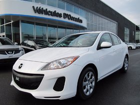 Mazda Mazda3 GX (AUTO, A/C) 2012 **TRÈS BAS KILOMÉTRAGE**