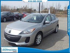 Mazda Mazda3 GS-SKY (AUTO A/C) 2012 **FINANCEMENT À PARTIR DE 0.9%**