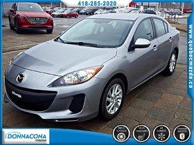 Mazda Mazda3 GS-SKY 2012 BAS KILOMÉTRAGE