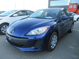 Mazda Mazda3 GX - MANUELLE - A/C - GROUPE ÉLECTRIQUE 2012