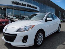 Mazda Mazda3 GS-SKY (AUTO A/C CUIR) 2013
