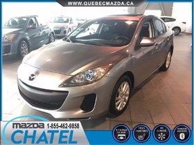 Mazda Mazda3 GS-SKY (AUTO A/C) 2013