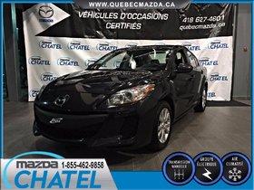 Mazda Mazda3 GX 2013 **GARANTIE PROLONGÉE MAZDA INCLUSE**