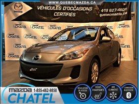 Mazda Mazda3 GS-SKY - AUTO - A/C - SIEGES CHAUFFANT -BLUETOOTH 2013