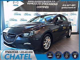 Mazda Mazda3 GS-SKY (MANUELLE A/C) 2014