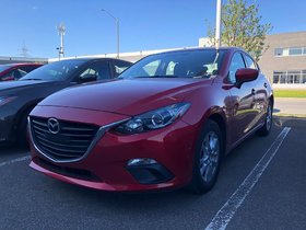 Mazda Mazda3 Sport GS - SIEGES CHAUFFANTS, CAMÉRA DE RECUL - A/C 2015