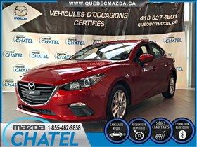 Mazda Mazda3 GS - AUTO - A/C - SIEGES CHAUFFANTS 2015
