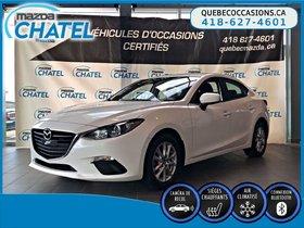 Mazda Mazda3 GS - AUTO - CAMÉRA - SIEGES CHAUFFANTS 2015