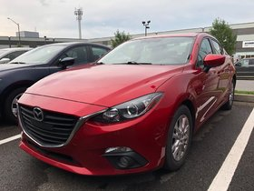 Mazda Mazda3 GS - TOIT OUVRANT - SIEGES CHAUFFANTS - A/C 2015